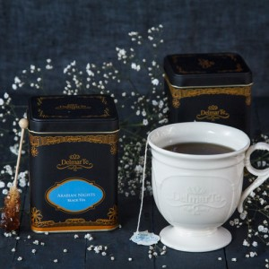 Кофеинът в чая