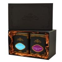 Луксозен подаръчен комплект DelmarTe Home - билков чай